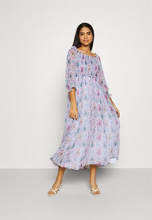 YOUNG LADIES DRESS - Maxi dress - nepal blue