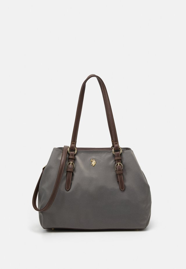 HOUSTON HANDLE BAG - Handbag - grey