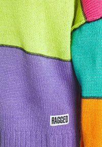 The Ragged Priest - COLOURBLOCK PANELLED JUMPER WITH EXPOSED SEAMS - Neule - multi - 2