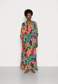 NAF NAF - EUPHORIA - Maxi dress - multi-coloured - 0