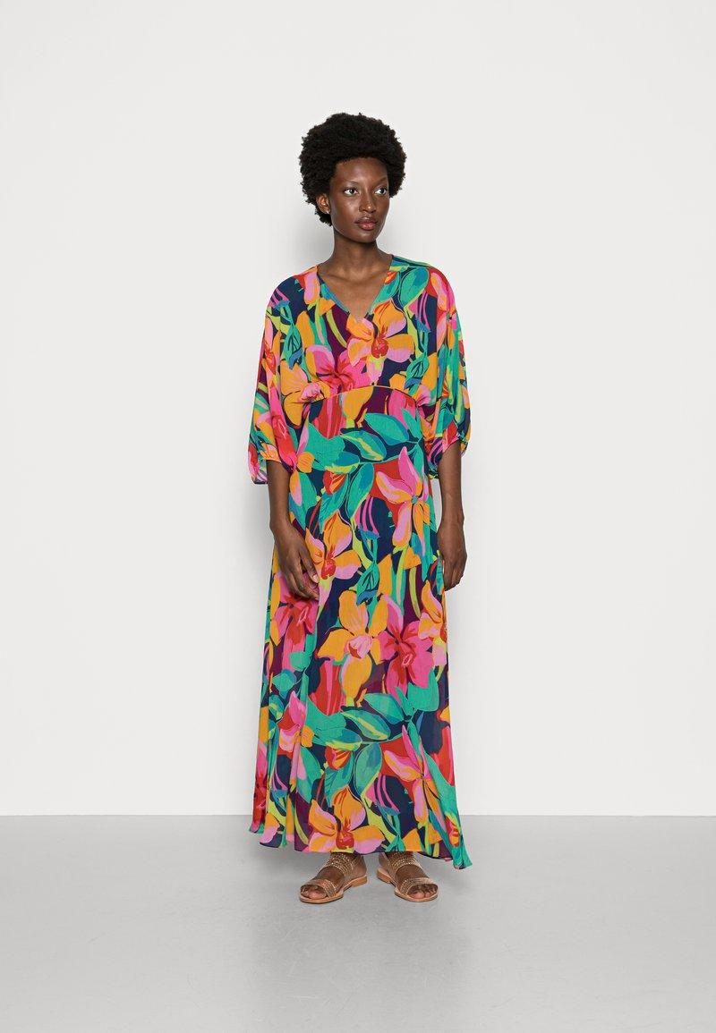 NAF NAF - EUPHORIA - Maxi dress - multi-coloured