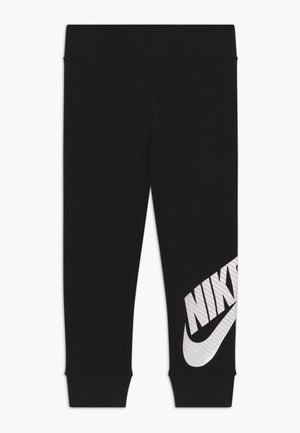 FUTURA - Tracksuit bottoms - black