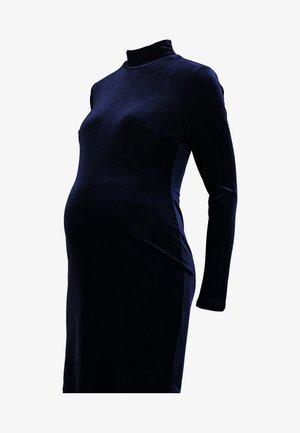DRESSES - Shift dress - navy