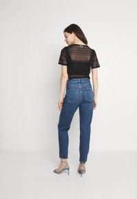 Even&Odd - MOM FIT - Jeans Skinny - blue denim - 2