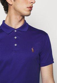 Polo Ralph Lauren - SLIM FIT SOFT COTTON POLO SHIRT - Polo shirt - bright navy - 5