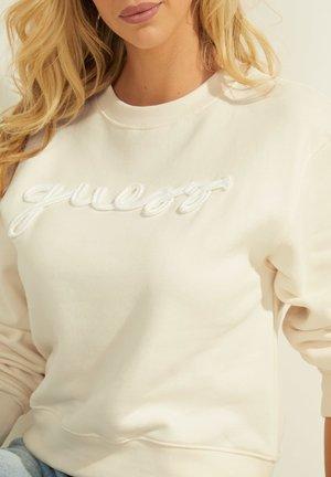 FRONTLOGO - Sweatshirt - creme