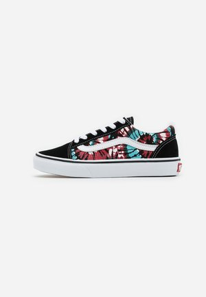 OLD SKOOL EXCLUSIVE - Sneakers basse - black/multicolor/true white