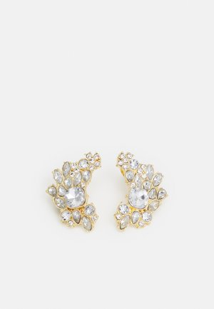 PCENRY EARRINGS - Earrings - gold-coloured
