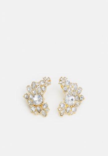 PCENRY EARRINGS - Earrings - gold-coloured
