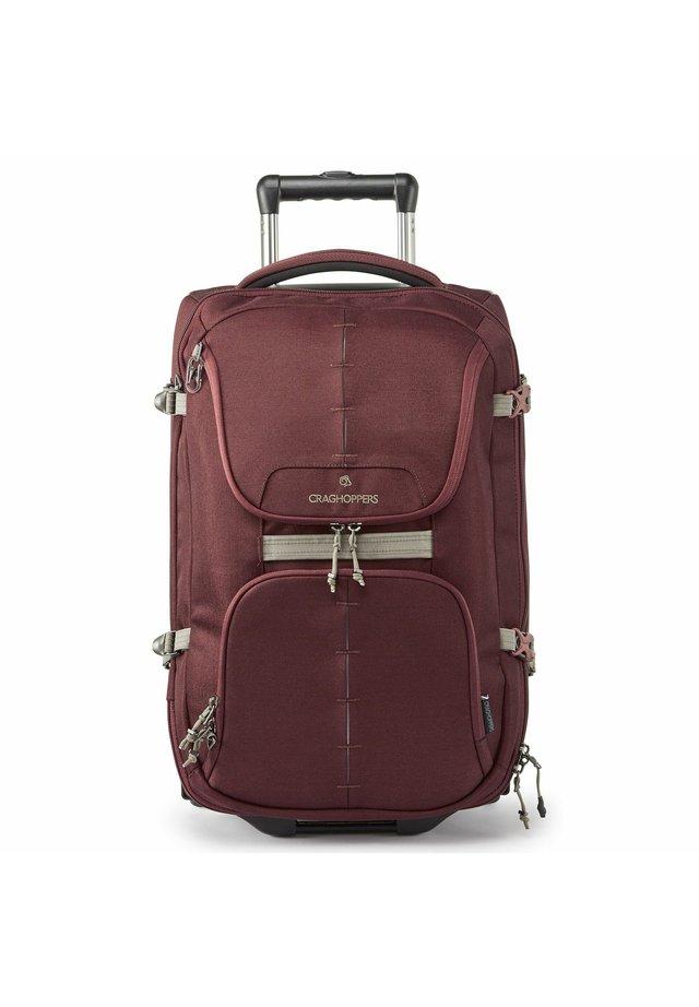 """REISEGEPÄCK 40L 22"""" - Wheeled suitcase - brick red"""