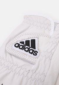 adidas Golf - GLOVE - Gloves - white - 2