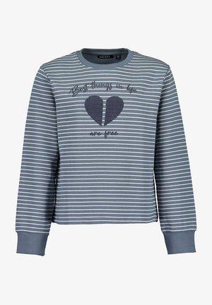 BE SASSY - Sweatshirt - jeansblau
