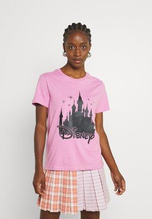 ONLDISNEY LIFE - T-shirt con stampa - opera mauve