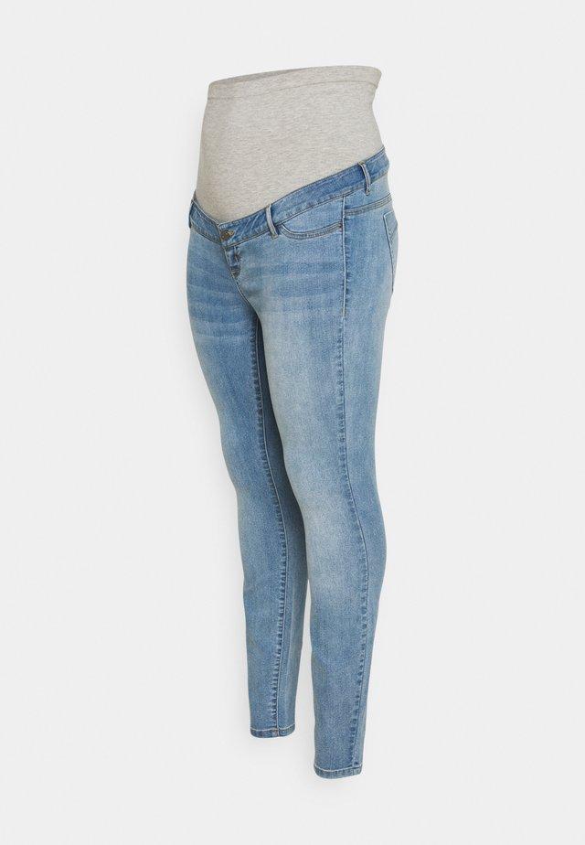 MLJULIA - Slim fit jeans - light blue denim