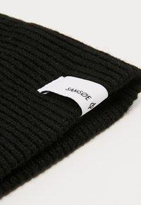 Samsøe Samsøe - BEENI HAT - Mütze - black - 4