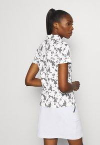 Calvin Klein Golf - BUREN PRINTED - Sports shirt - white - 2