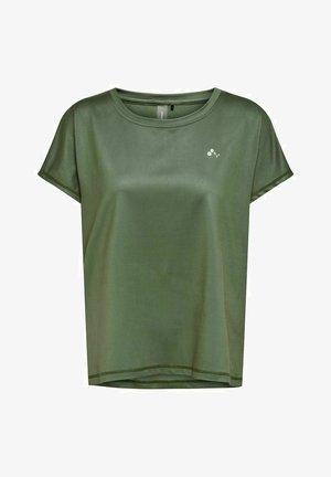 ONPAUBREE - Basic T-shirt - ivy green