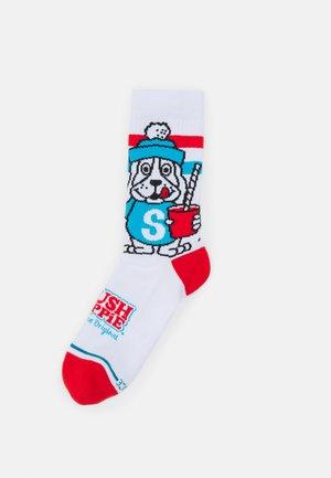SLUSH PUPPIE - Socks - white