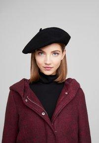 ONLY - ONLSEDONA MARIE COAT - Short coat - tawny port/melange - 3