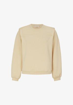 SRCARA - Sweater - beige