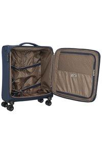 Roncato - Wheeled suitcase - blu notte - 5