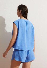 OYSHO - Shorts - blue - 1