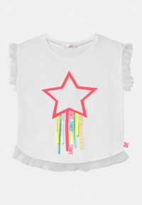 Billieblush - Camiseta estampada - white - 0