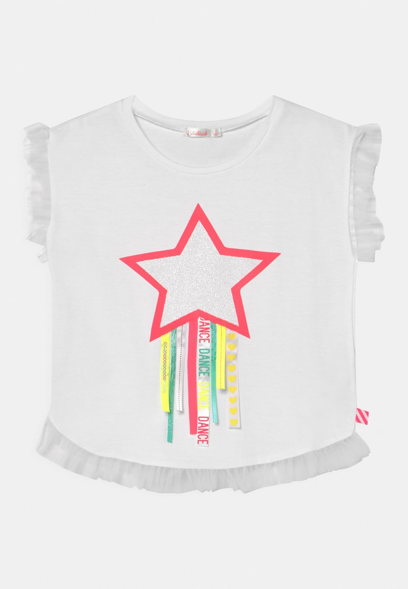 Billieblush - Camiseta estampada - white