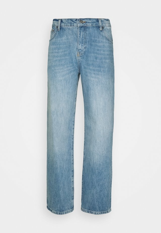 LEROY THUN  - Relaxed fit jeans - blue