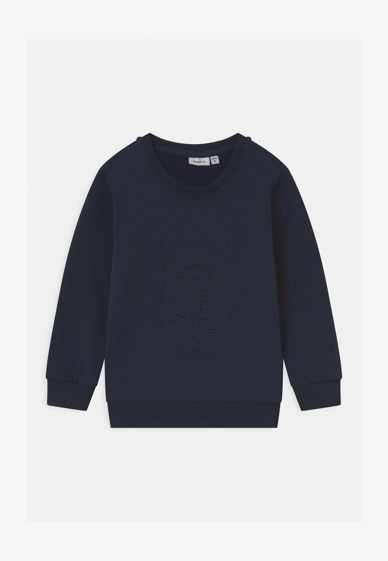 Name it - NMMOBUGSY  - Sweatshirt - dark sapphire