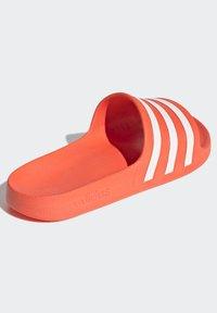 adidas Performance - ADILETTE AQUA - Pool slides - orange - 2