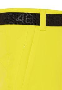 8848 Altitude - GRACE PANT - Zimní kalhoty - lime - 3