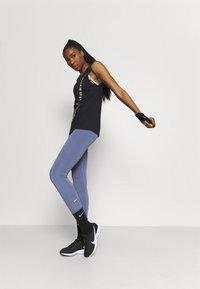 Nike Performance - DRY TANK ICON CLASH - Sportshirt - black - 1