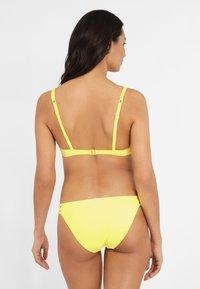 Buffalo - Bikini bottoms - yellow - 2