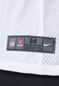 Nike Performance - NFL SAN FRANCISCO JIMMY GAROPPOLONIKE GAME ROAD - Club wear - white - 6
