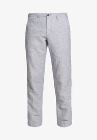 GAP - NEW SLIM PANTS - Trousers - blue - 4
