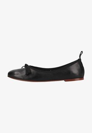Ballet pumps - schwarz
