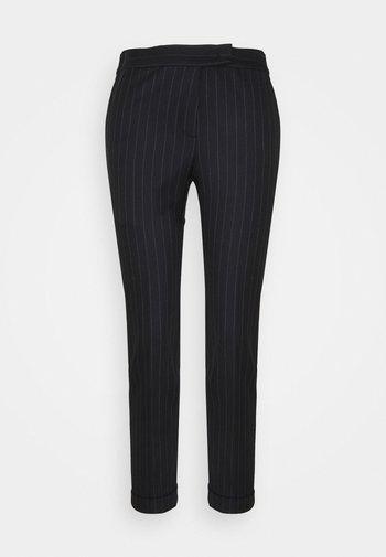 MONOPOLI - Trousers - china blue pattern