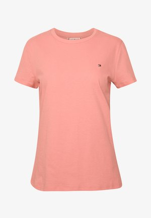 T-shirt basic - pink grapefruit