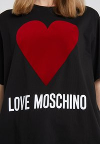 Love Moschino - T-shirt imprimé - black - 5