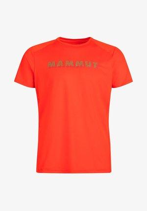 SPLIDE - T-shirt med print - spicy