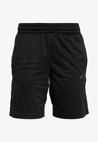 Nike Performance - NIKE DRI-FIT DAMEN-BASKETBALLSHORTS - Sports shorts - black/anthracite - 4