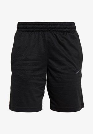 NIKE DRI-FIT DAMEN-BASKETBALLSHORTS - Sports shorts - black/anthracite