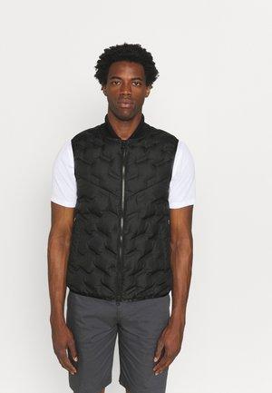 THERMA FIT ADV REPEL VEST - Waistcoat - black/black