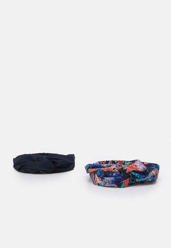 2 PACK - Accessoires cheveux - multi-coloured/blue