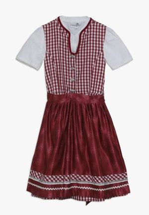 SET - Dirndl - berry