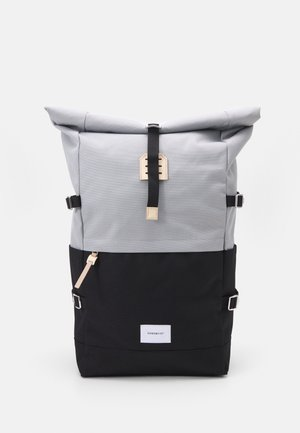 BERNT - Rucksack - multi grey/black
