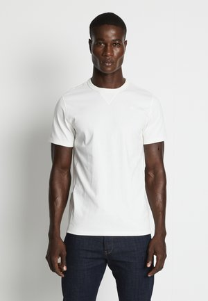 PREMIUM CORE R T S\S - T-shirt basique - milk