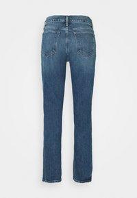 Frame Denim - LE HIGH STRAIGHT - Straight leg -farkut - kenmore - 1