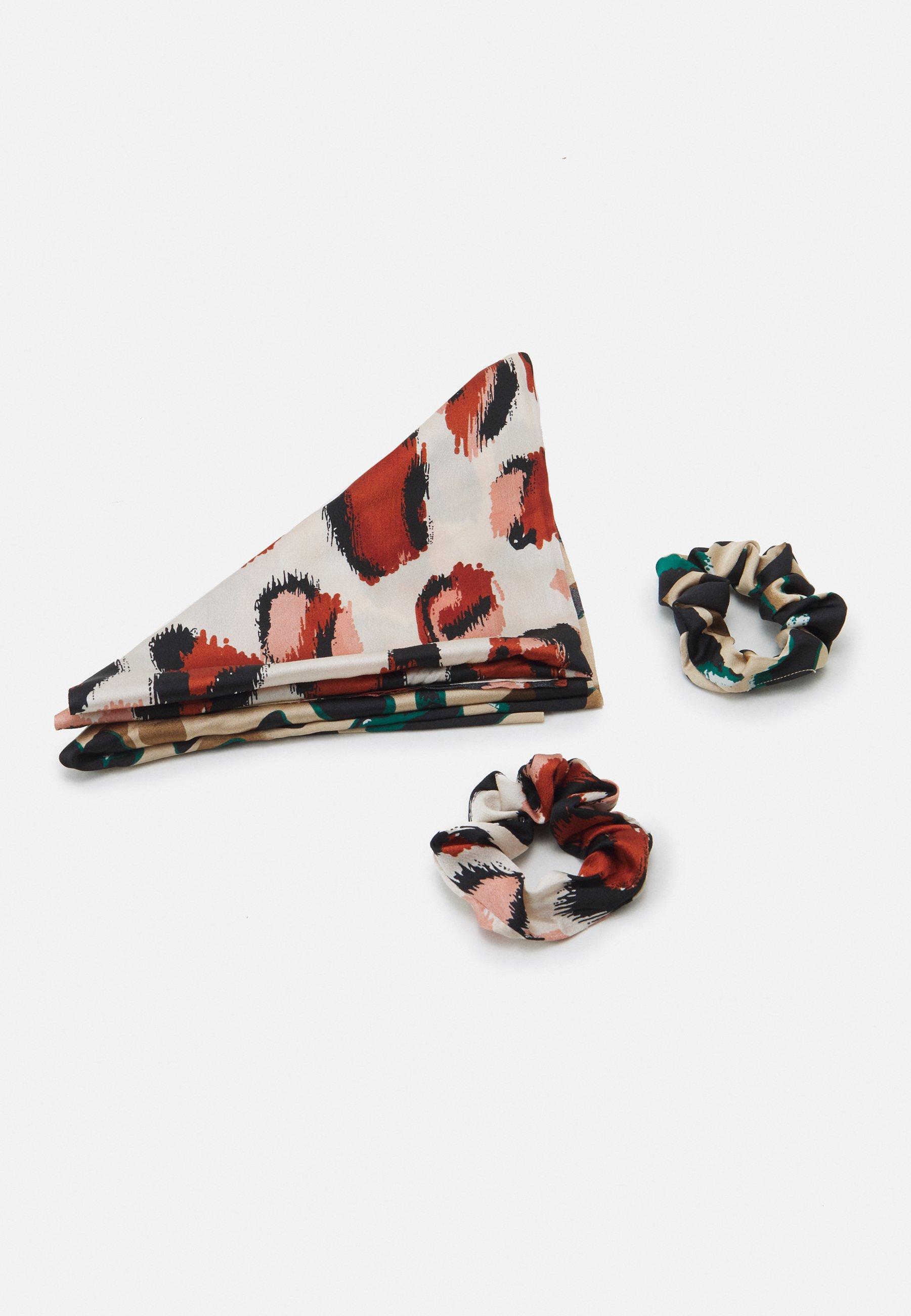 Damen PCVAPPY BOW SCRUNCHIE 2 PACK - Haar-Styling-Accessoires